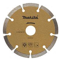 Алмазный диск Makita для бетона 115*22,23 мм
