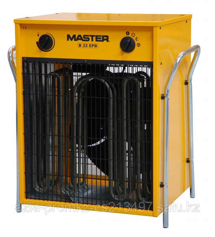 Электрический тепловентилятор MASTER B 22 EPB