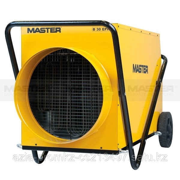 Электрический тепловентилятор MASTER B 30 EPR