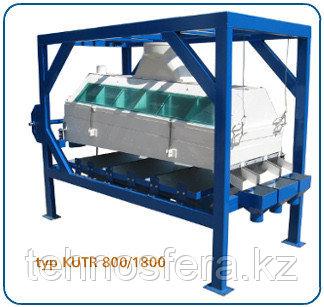Очистительная машина для мелких семян KUT