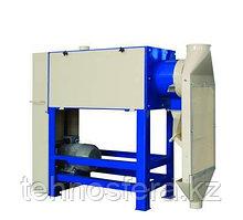 Малодиаметральная шелушильная машина KMP