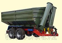 Перегрузочный бункер накопитель ПБН-16 для тракторов Т-150, МТЗ 1210, ХТЗ грузоподъемность 12 т,