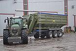 Перегрузочный бункер накопитель ПБН-40 грузоподъемность 30 т, объем 40 м3, фото 2