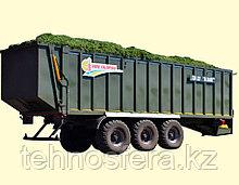 ТЗП-39 Атлант - прицеп тракторный грузоподъемностью 30 тонн - обьём 40 м3