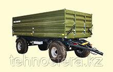 Тракторный прицеп 2ТСП-14 для тракторов МТЗ-1221 грузоподъемность 10,5 т, объем 10-17 м3
