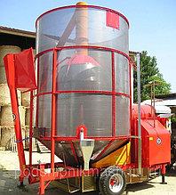 Мобильная зерносушилка Fratelli Pedrotti Basic 140