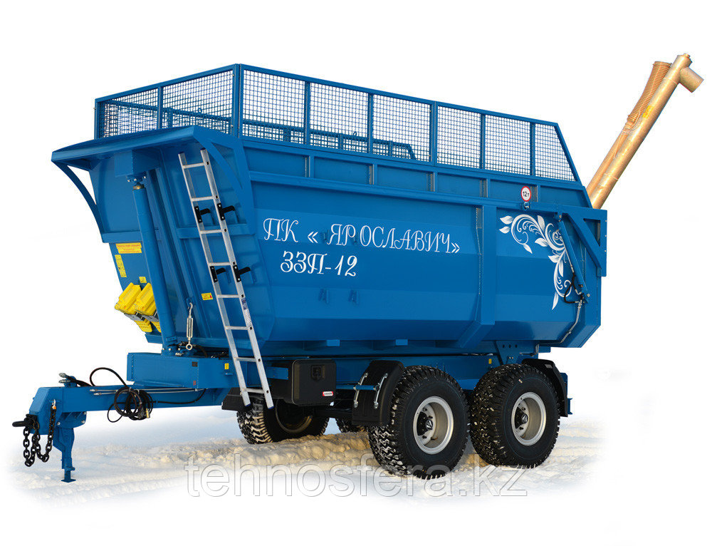 Загрузчик зерна ЗЗП-12