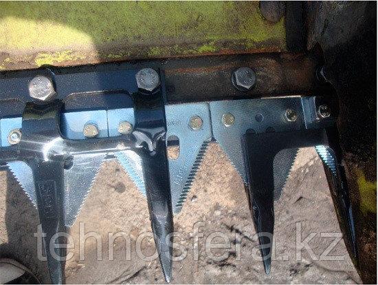 """Переоборудование на привод """"Schumacher"""" жатки Claas 9m Typ700 и ТурD01"""