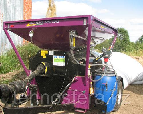 Вальцовая мельница murska 1400 s2x2 с элеватором расчет производительности шнекового транспортера онлайн