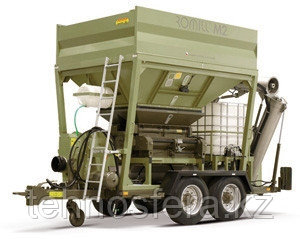 Вальцовые плющилки влажного зерна передвижные M2 Plus Romill