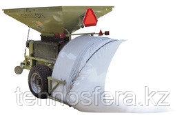Вальцовые плющилки влажного зерна передвижные c прессом СР1 Simple Romill