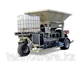 Вальцовые плющилки влажного зерна передвижные c прессом СР1М Romill