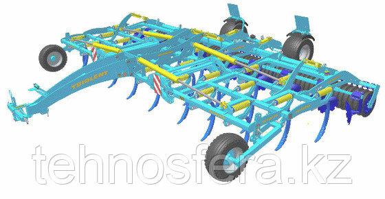 Культиватор Triolent N/NS Farmet 3м; 3,5м; 3,8м; 4,7м