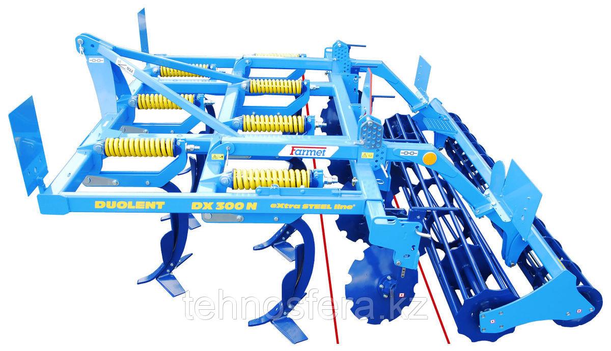 Культиватор Duolent N/NS Farmet 2,1м; 3м; 3,5м.