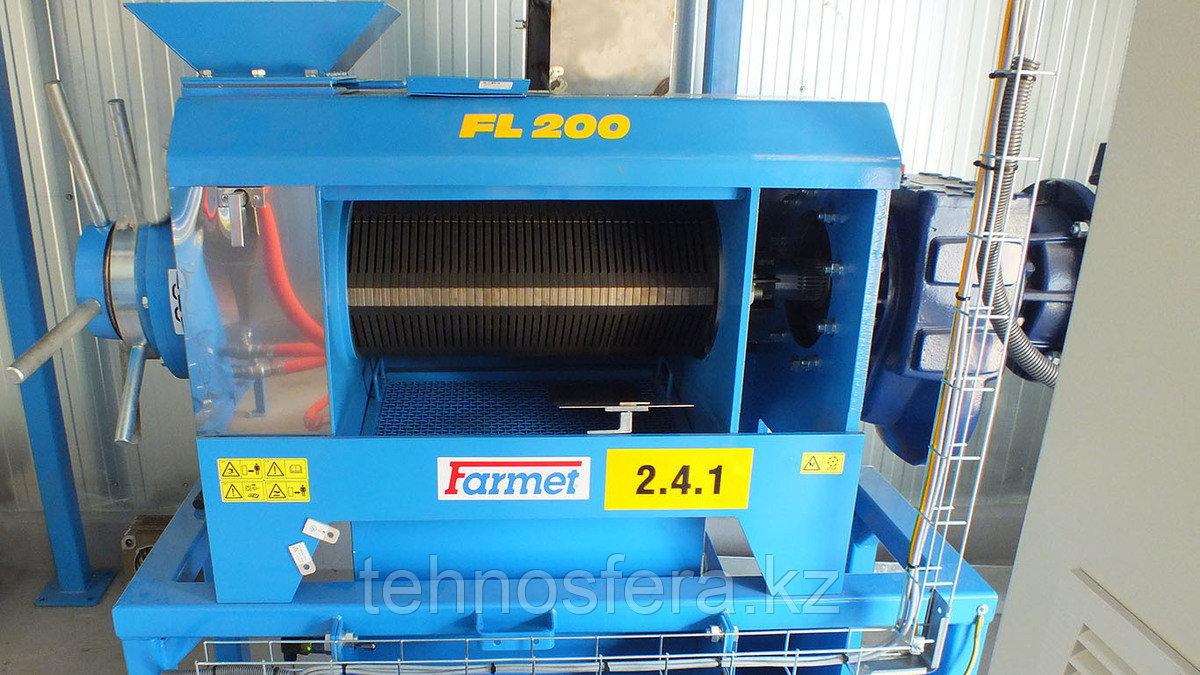 Шнековый маслопресс FL 200 Farmet