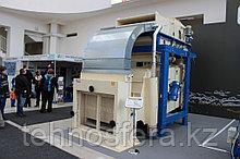 Сепаратор ситовый вибрационный зерновой PVT 1520 JK Machinery