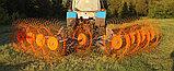 ГРАБЛИ КОЛЕСНО-ПАЛЬЦЕВЫЕ CЕРИИ H90, фото 2