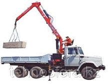 Гидроманипулятор Атлант-К для грузовых атомобилей