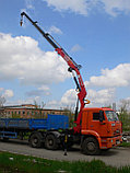 Гидроманипулятор Атлант для грузовых автомобилей, фото 3