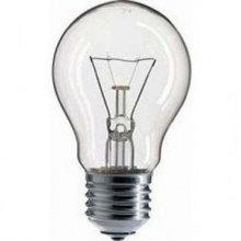 Лампа накаливания ЛИСМА 95Вт/60Вт