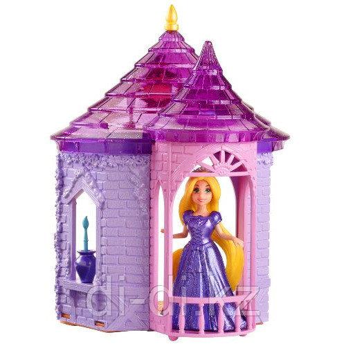 """Mattel Набор с мини-куклой """"Принцесса Диснея"""" - Комната Рапунцель"""
