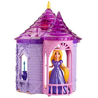 "Mattel Набор с мини-куклой ""Принцесса Диснея"" - Комната Рапунцель, фото 1"