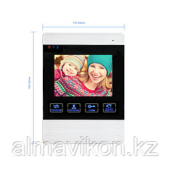 Видеодомофон BcomTech (84406EMB)