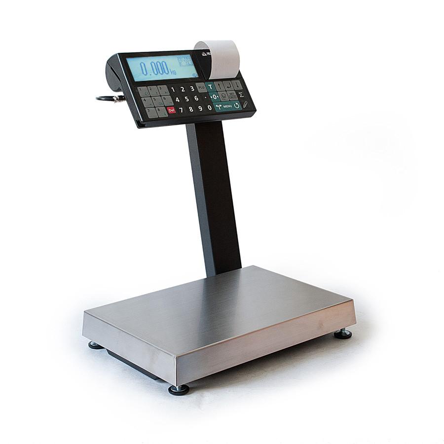 Весы регистраторы настольные с печатью чека MK 32.2 RC11