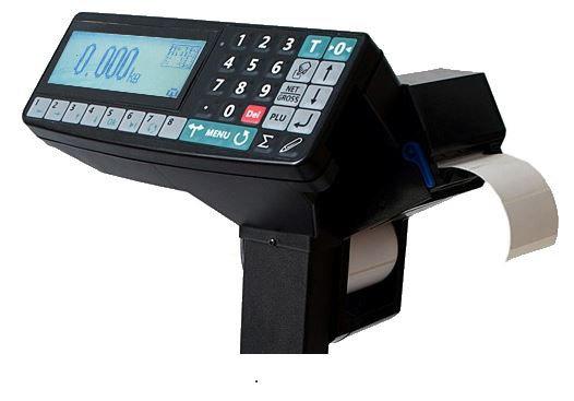 Терминал регистратор с печатью этикеток и чеков RP, фото 2