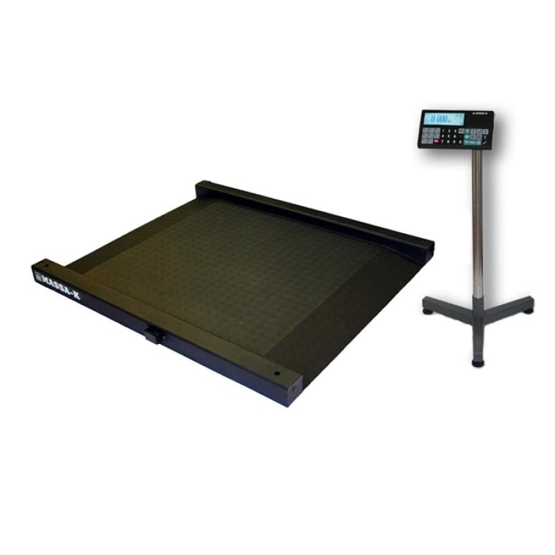 Весы моноблочные (накатные) 4D LM 2000