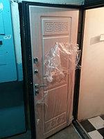 Дверь входная металлическая СОЛОМОН 2050/850-950/50 L/R