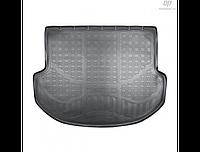 Коврик в багажник Hyundai Santa Fe 2012+ (5 мест)