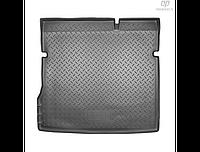 Коврик в багажник Nissan Terrano 2014+ (2WD)
