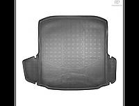 Коврик в багажник Skoda Octavia III 2012+ хэтчбек
