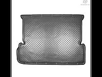Коврик в багажник Toyota Land Cruiser Prado 150 2009-2013 (7 мест)