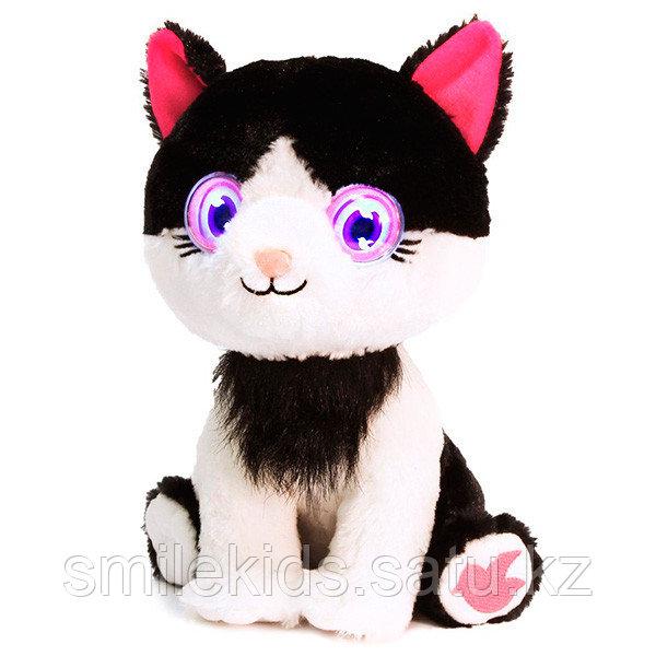 Интерактивная плюшевая кошка