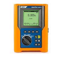 Прибор для измерения непрерывности защитных проводников с 10А и сопротивлением линии EQUITEST5071