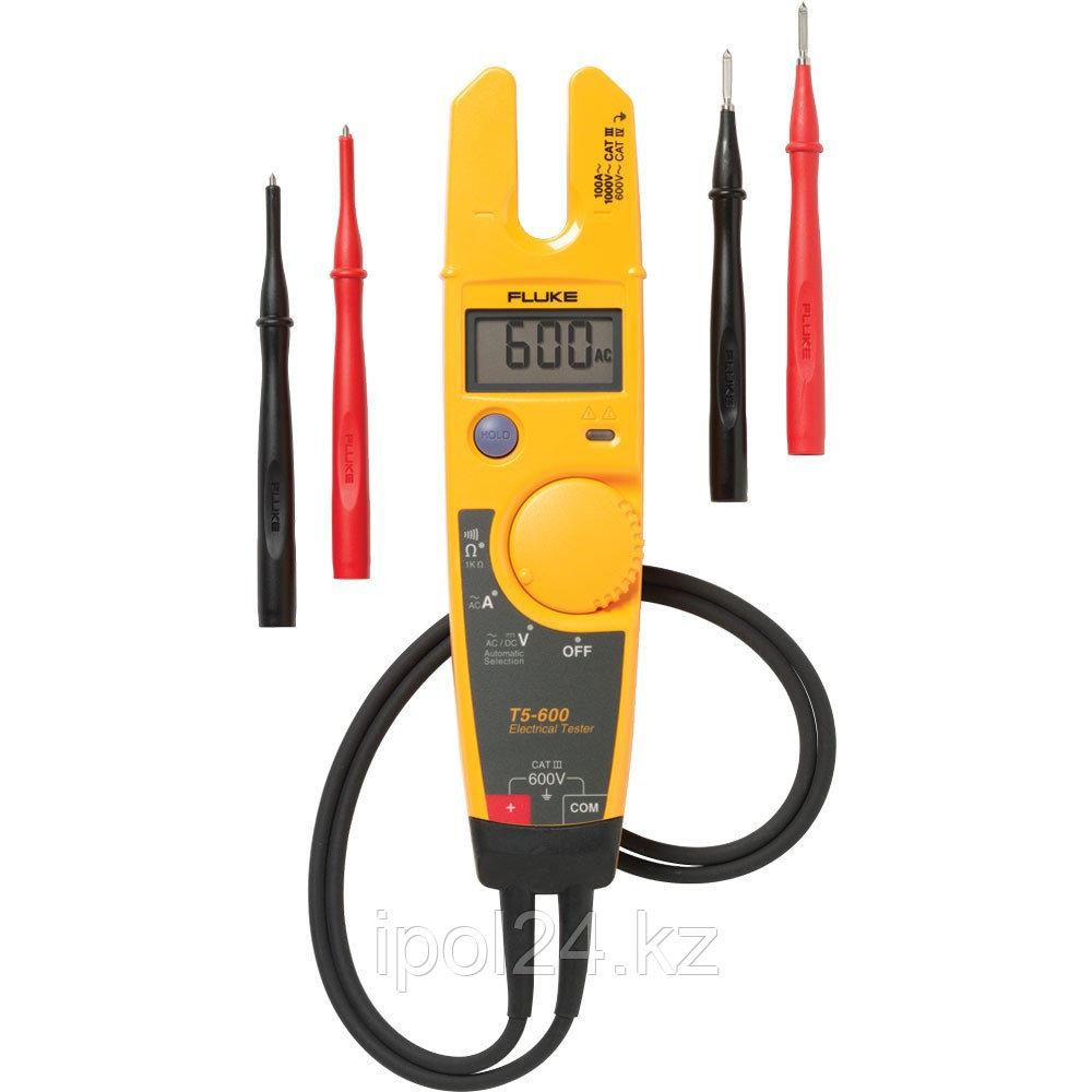 Клещи электроизмерительные и преобразователи тока Fluke Т5- 600