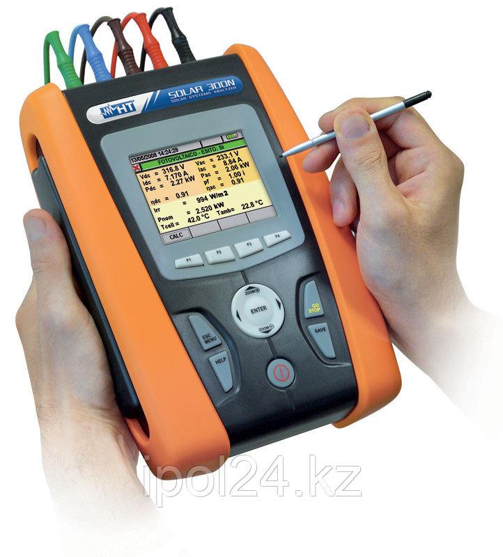 Измерители параметров электрических сетей SOLAR300N