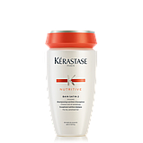 Шампунь-ванна для сухих чувствительных волос Kerastase Nutritive Bain Satin 2, 250 мл., фото 3