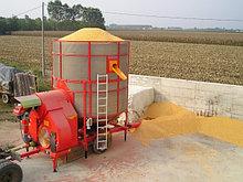 Элеваторное оборудование. Зерно-сушильные комплексы.