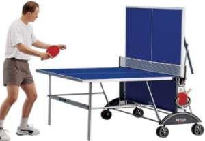 Домашние теннисные столы