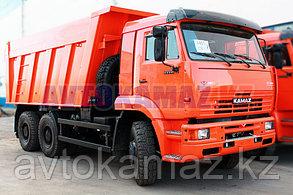 Самосвал КамАЗ 6520-041 (Сборка РК, 2016 г.)