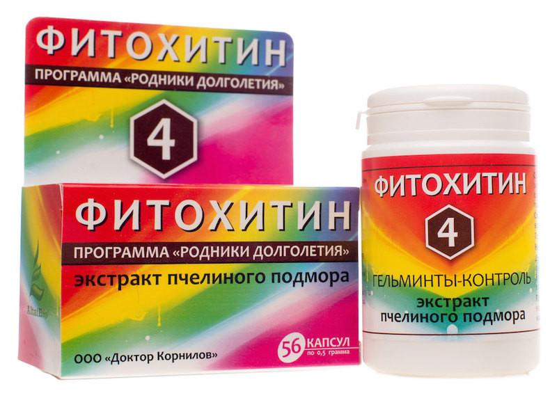 Фитохитин 4 (Гельминты-контроль)