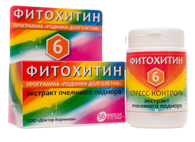 Фитохитин 6 (Стресс-контроль)