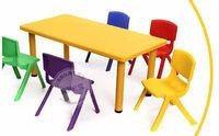 Детская площадка, стол