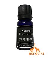 Натуральное эфирное масло Камфоры (Natural Essential Oil), 10 мл.