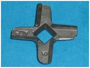 Нож для мясорубки Bosch,Zelmer,Philips Оригинальный, фото 3