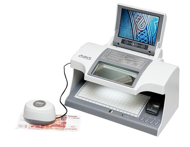 Многофункциональный просмотровый детектор PRO CL 16 IR LCD, фото 2