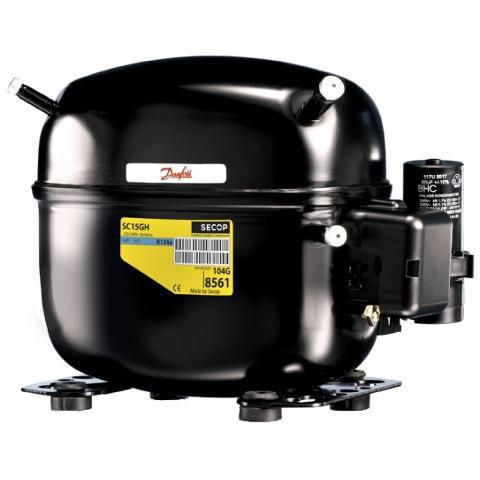 Компрессор для высокотемпературного применения (HBP) SC15/15DL